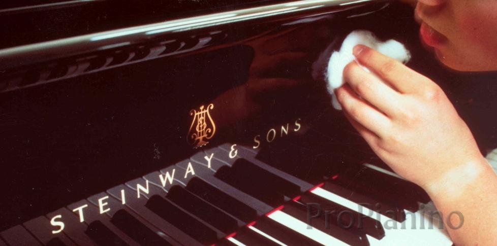 Уход за пианино не требует много усилий