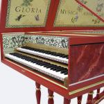 История пианино: клавесин