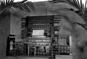 Изобретение Таддеуса Кэхила
