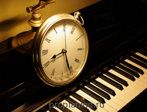 Фортепиано или сказ о уставшем человеке