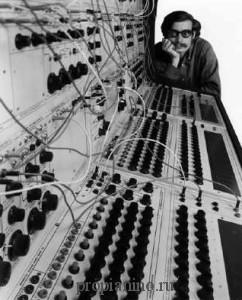 История синтезатора
