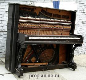 """Стихотворение """"Расстроенное пианино"""""""