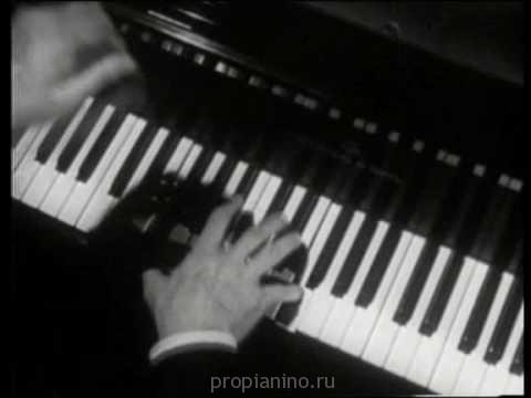 Кинофильм о лучших пианистах 20 столетия