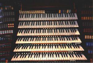 мануал органа