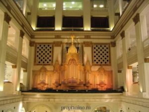 Macy's Lord &Taylor Organ