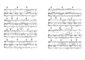 Песня«Breaking Free» из фильма«High School Musical»: ноты