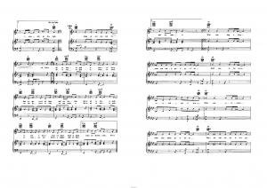 "Песня ""We`re all in this together"" из фильма ""High school musical"": ноты"