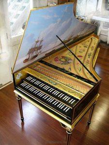 О клавесине