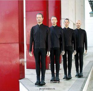 Kraftwerk: роботизированная группа