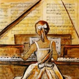 Фортепиано детям