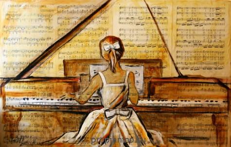 """Стихотворение """"Фортепиано детям"""""""