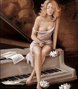 Любовь на рояле