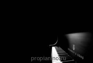 """Стихотворение """"Рояль"""""""