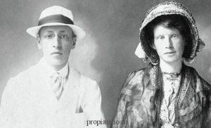 Екатерина Носенко - жена Стравинского