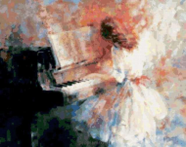 """Стихотворение """"Мне купили пианино"""""""