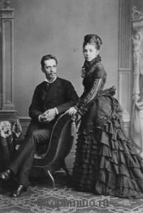 Родители Стравинского
