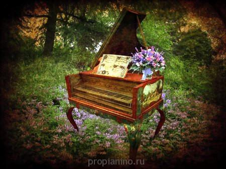 """Стихотворение """"Купил в комиссионке клавесин..."""""""