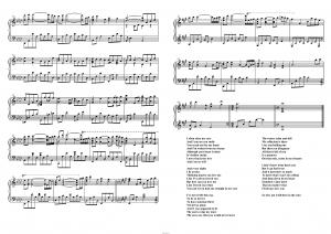 "Песня ""Kiss the rain"" Yiruma: ноты"