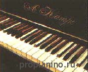 Клавиатура рояля