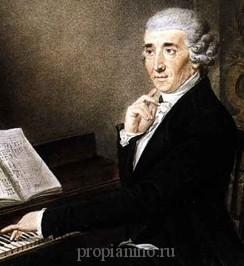 Йозеф Гайдн - композитор венской классической школы