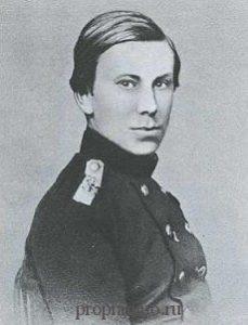 Юный Николай Римский-Корсаков
