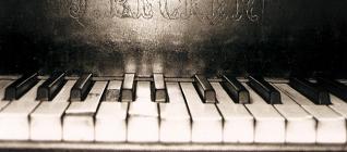 Стихи про пианино