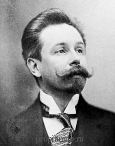 Скрябин - биография композитора