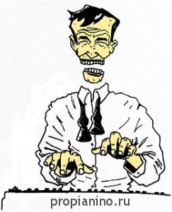 Анекдот про пианиста и настройщика