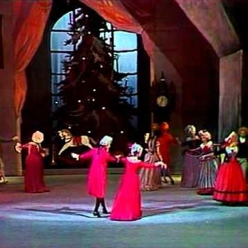 """Ноты балета """"Щелкунчик"""" №3 детский галоп и танец родителей (Чайковский)"""
