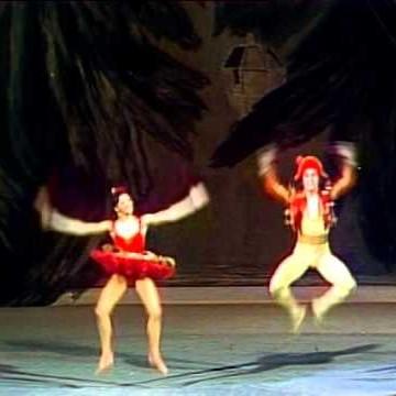 """Ноты балета """"Щелкунчик"""" Дивертисмент №12 шоколад (Чайковский)"""