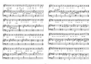 """Песня """"По улице моей"""" из фильма """"Ирония судьбы или с легким паром"""": ноты"""