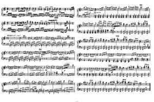 "Балет ""Щелкунчик"" П.И. Чайковского акт 1 № 3: ноты"