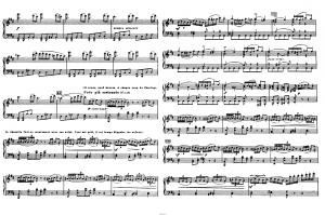 "Балет ""Щелкунчик"" П.И. Чайковского акт 1 № 1: ноты"