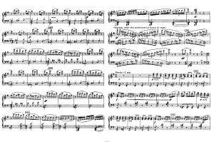 """Балет """"Щелкунчик"""" П.И. Чайковского акт 1 № 9 вальс снежных хлопьев: ноты"""
