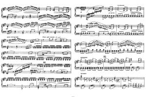 """Балет """"Щелкунчик"""" П.И. Чайковского акт 2 № 14 Pas de deux: ноты"""