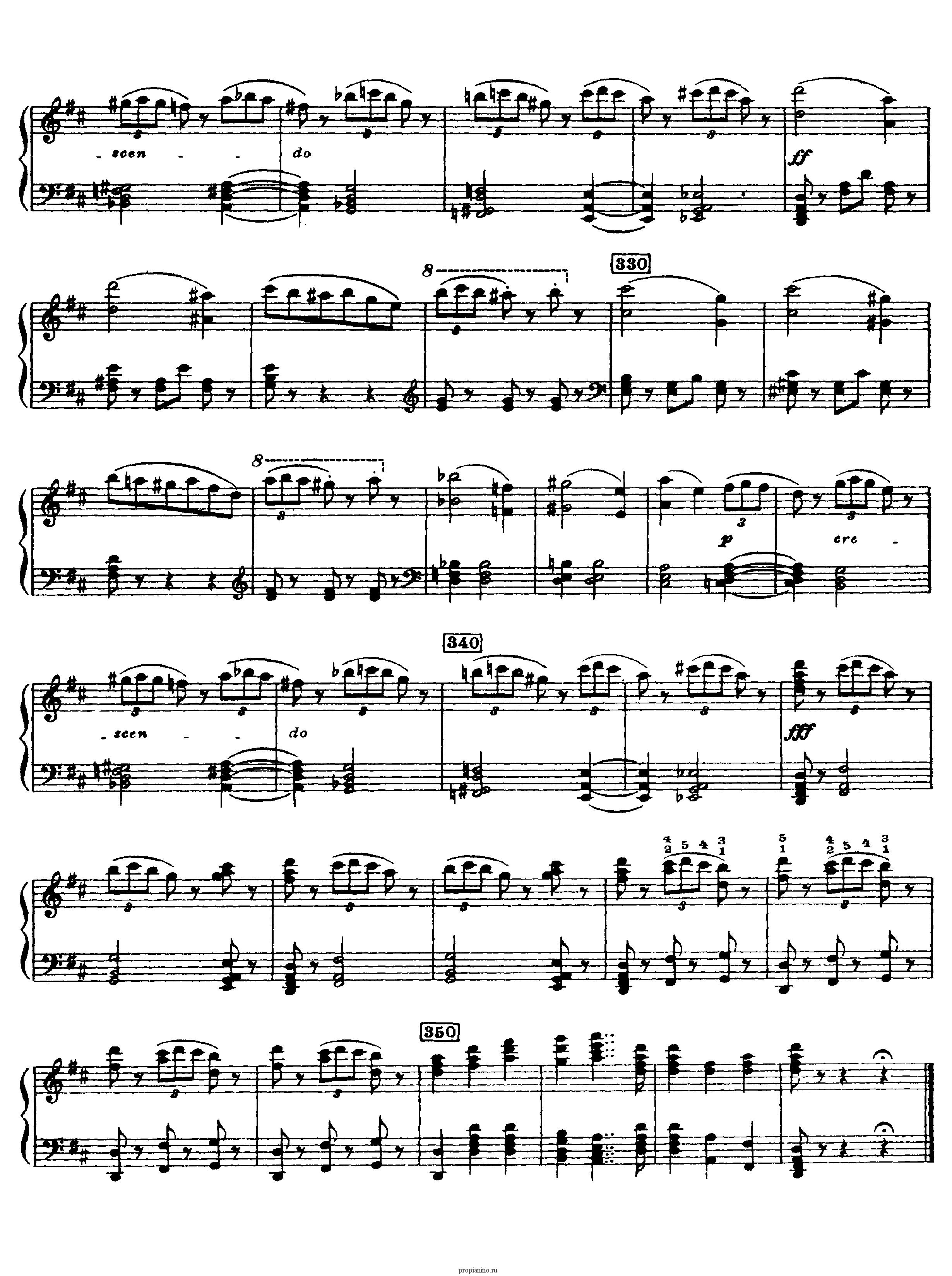 Чайковский вальс цветов картинки 7