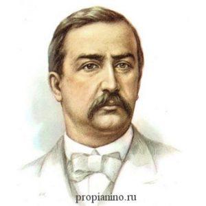 Анекдот про А.П. Бородина