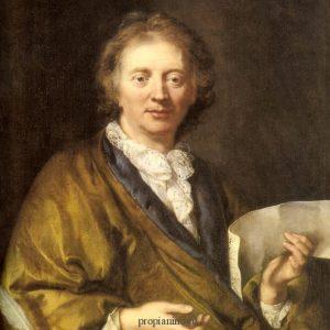 Франсуа Куперен и карты