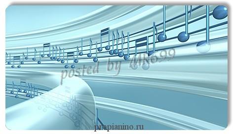 """Стихотворение """"Музыка неизвестности"""""""