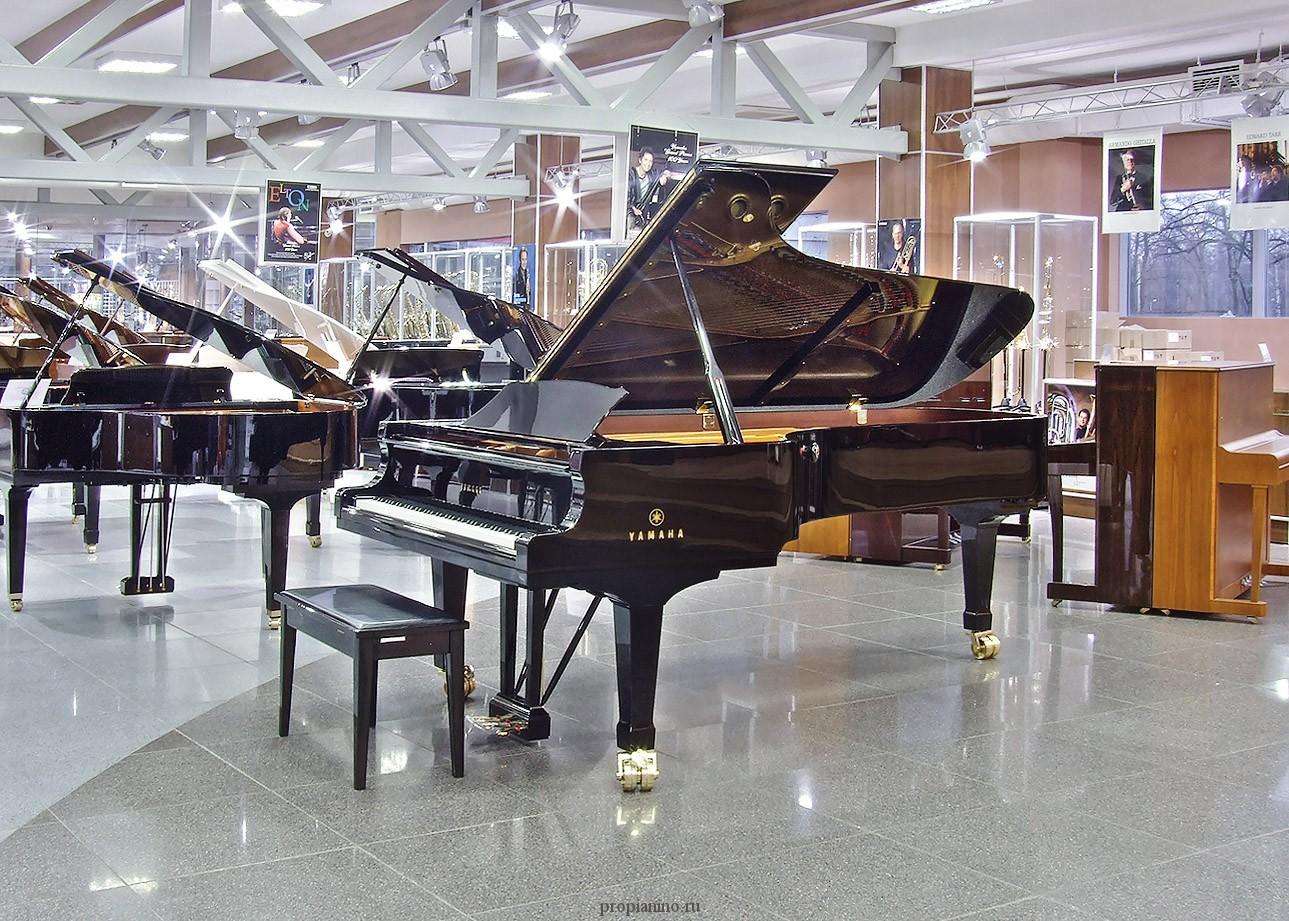 пианино со знаком качества