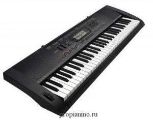Синтезатор или пианино
