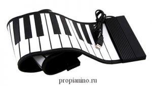 usb пианино