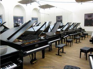 Выбор пианино