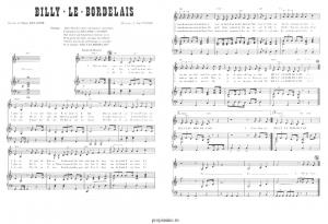 Billy Le Bordelais
