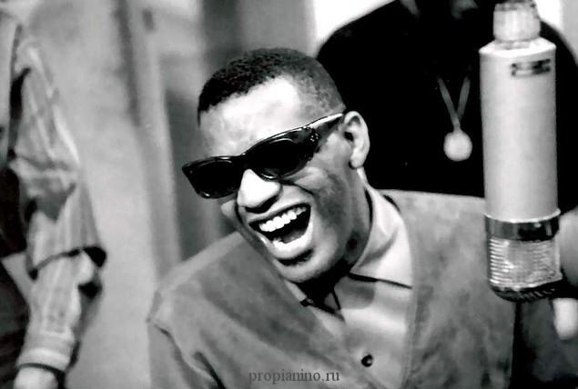 Ray Charles Robinson