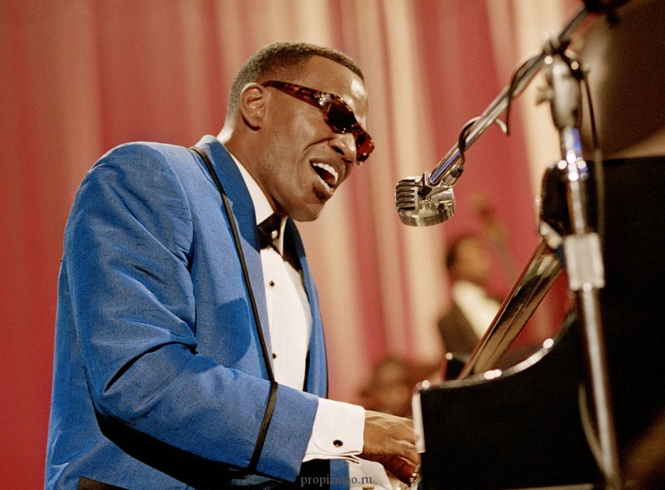 a biography of ray charles robinson an american singer songwriter musician and composer Ray charles robinson (september 23, 1930 – june 10, 2004), known professionally as ray charles, was an american singer, songwriter, musician, and composer among friends and fellow musicians he preferred being called brother ray he was often referred to as the genius charles was blind from.