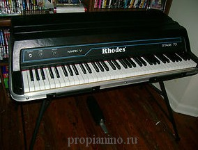Mark V Rhodes Stage Piano
