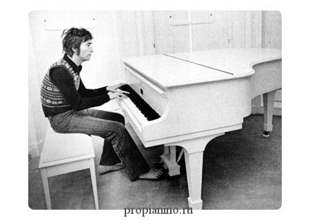 Пианино Джона Леннона