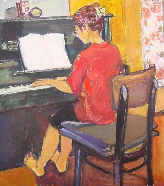 Фортепианная музыка