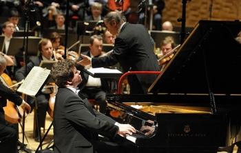 Фортепиано с оркестром